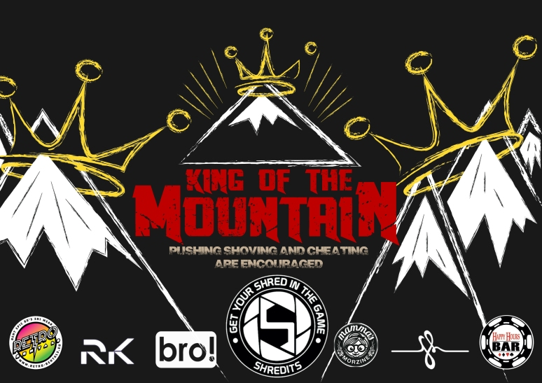 King of the mountain Poster V2 .jpg
