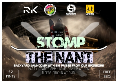 STOMP THE NANT POSTER V1 JPEG